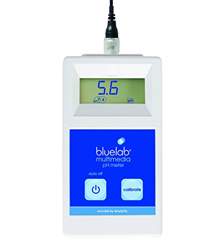 Bluelab Multimedia pH Meter with Leap pH Probe by Bluelab