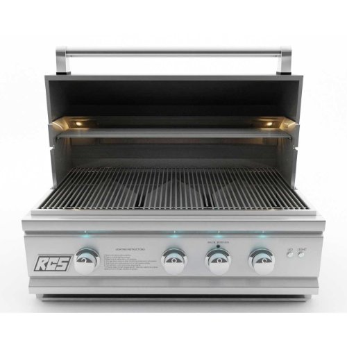 Rcs Cutlass Pro 30 Inch Natural Gas Grill – Built-in