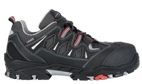 """Cofra 17150–000.w43Talla 43""""ellak S3SRC–zapatos de seguridad, color negro"""