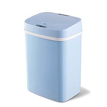 Amazon.com: RenShiMinShop Kitchen Trash Cans Trash Can ABS ...