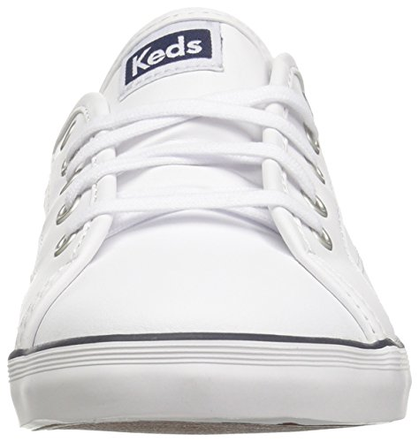 Sneaker Fashion In Pelle Coursa Keds Da Donna
