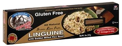 Hodgson Mills, Brown Rice Linguine, Gluten Free, 12/8 Oz
