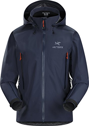 Arc'teryx Men's Beta AR Jacket Midnighthawk Small