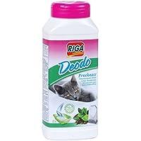 Riga 004541 DEO CAT Freshness für Katzenstreu - grünem Tee 750 g