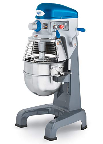 Vollrath (40758) 30 Qt. Floor Mixer with Guard 30 Quart Floor Mixer