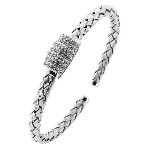 Bracelet Argent 925 Oxyde de zirconium ref 41947