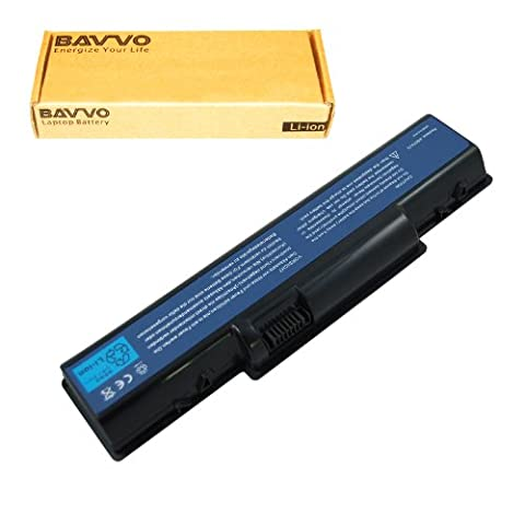 ACER Aspire 2930 2930G 2930Z 4230 4310 Series 4315 4330 4520 4520G 4530 4710 4710G 4715Z-3A0512C 4720 4720G 4720Z Laptop Battery - Premium Bavvo® 6-cell Li-ion (Aspire 4330 Battery)