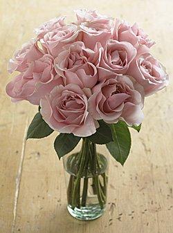 One Dozen Sweet & Lovely Bouquet One Dozen Organic Bouquet
