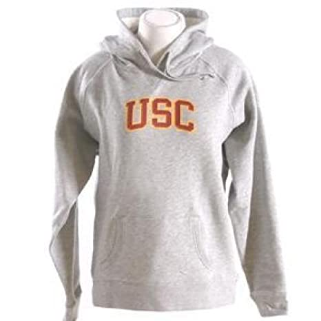 USC troyanos para mujer sudadera con capucha - USC arco - por campeón - Oxford Heather, Color del equipo: Amazon.es: Deportes y aire libre