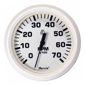 Faria 33104 Tachometer - Faria Marine Tachometer