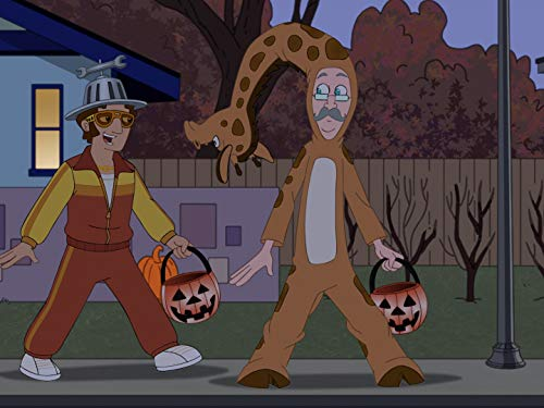 Milo's Halloween