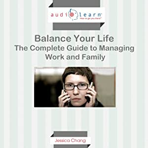 Balance Your Life Audiobook