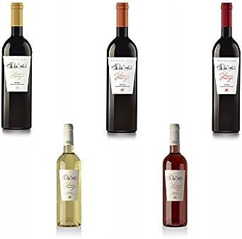 Pack De 12 Botellas De Vino Rioja Finca Besaya De Bodegas Isidro Milagro: Amazon.es: Alimentación y bebidas
