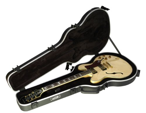 (SKB Thin Body Semi-Hollow Guitar Case )