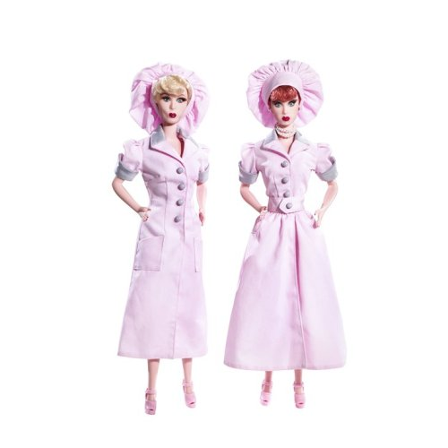 - LUCY Doll and ETHEL Doll Giftset