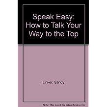 Speak Easy by Sandy Linver (1988-09-03)