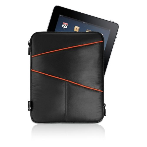 Macally AirPouch Lightweight Carrying Case for iPad
