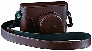 Fujifilm X100s Leather Case for Camera (Brown)