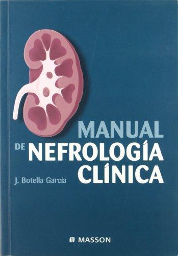 Manual de nefrología clínica J. Botella