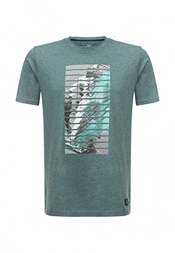 Amazon Com Puma Men S Tee Mercedes Amg Petronas F1 T Shirt Lewis