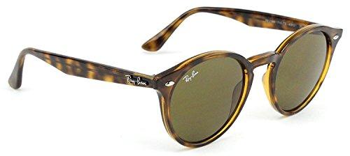 8de96d9559 Ray-Ban RB2180 710 73 Highstreet Sunglasses Tortoise Frame   Dark Brown  Lens 49mm