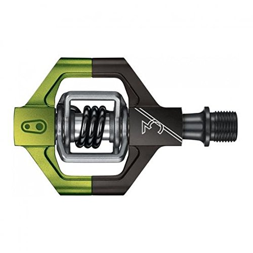 Crank Brothers Candy 3 LE Mountain Pedals - BLACK/GREEN