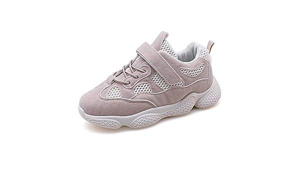 Amazon.com: BIG LION Sneakers Childrens Running Shoes Mesh ...