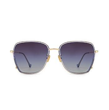 ERKEJI Gafas de Sol Mujer Gafas de Sol para Mujer Gafas de ...