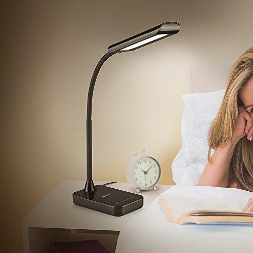 Taotronics Led Desk Lamp Flexible Gooseneck Table Lamp 5