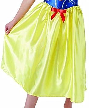 Disney Rubies-d/éguisement officiel I-620642S Taille S D/éguisement classique  Conte de F/ées  Blanche-Neige