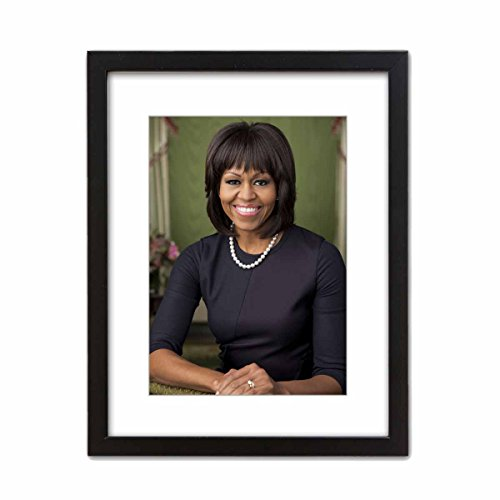 ArtDash® Photo Art Print by MICHELLE OBAMA: First Lady (5