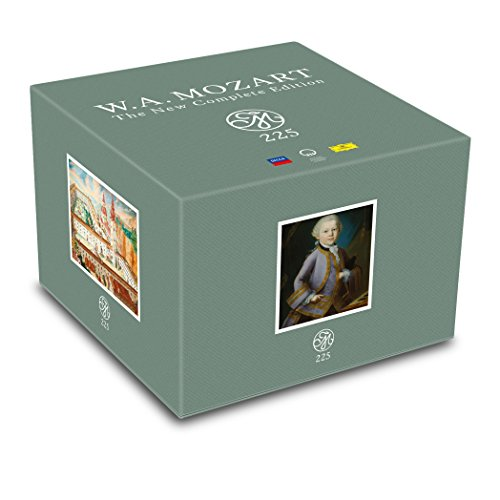 Mozart 225: The New Complete Edition [200 CD Box Set] by Decca