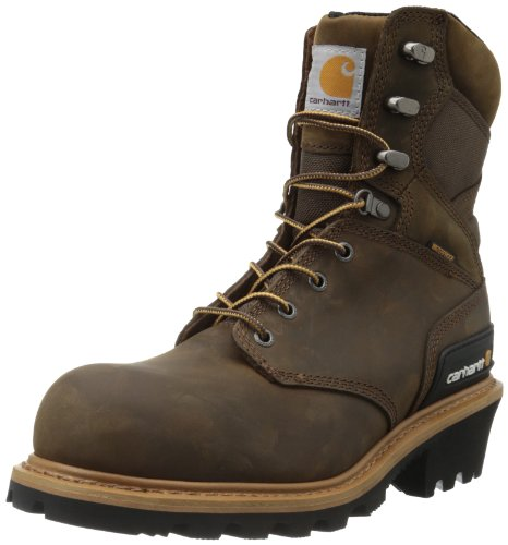 insulated composite toe boots - 2