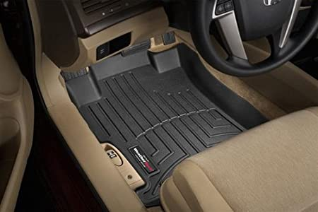 WeatherTech Custom Fit Front FloorLiner for Nissan Maxima Tan 451711