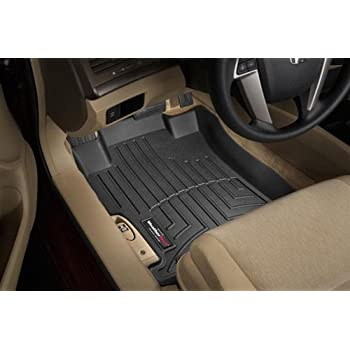 Superior WeatherTech 441711 Custom Fit Front FloorLiner For Nissan Maxima (Black)