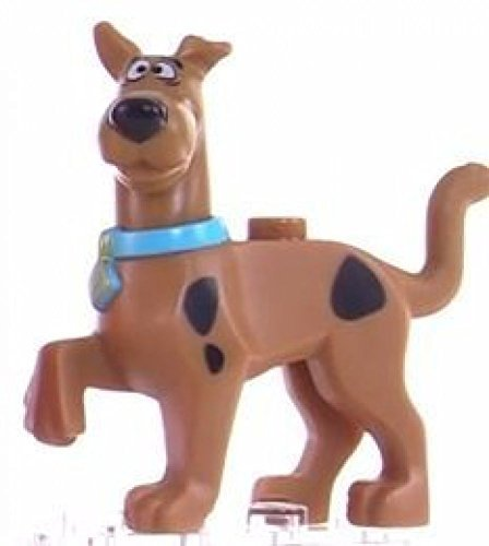 LEGO Scooby Doo Scooby Minifigure from Set 75904
