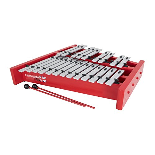 Perfect Pitch Alto Fully Chromatic Glockenspiel by Percussion Plus