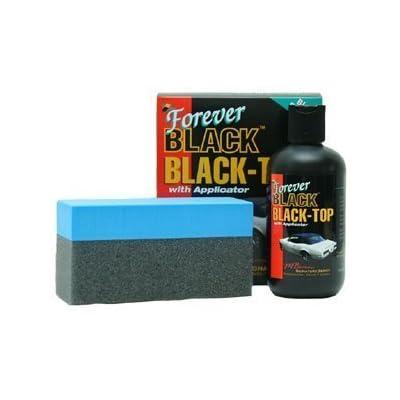 Forever Black - Black Top Gel: Automotive