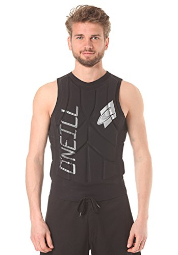 O'Neill Gooru Tech Comp Vest Protektor L blk / blk