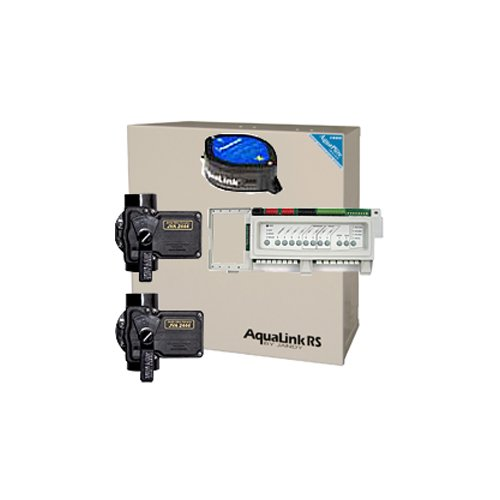 Polaris IQ904-PS iAquaLink Pool and Spa Combo System Bundle