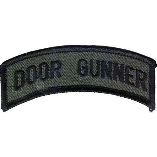Army Door - U.S. Army Door Gunner Patch Green 3 1/2