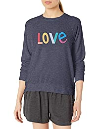 Women's Iconic Lounge L/S Top