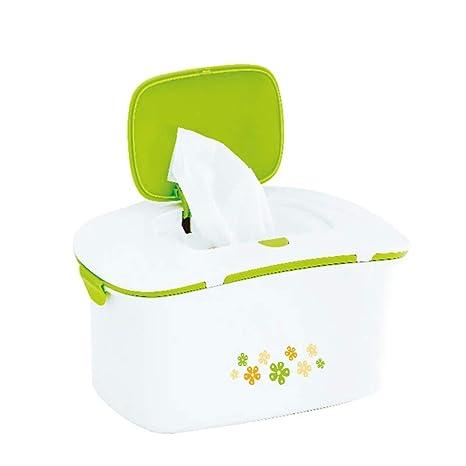 JINRU Bebé De Doble Uso Toallitas/Caja De Pañuelos Desinfectante Caja De Pañuelos Desechables,