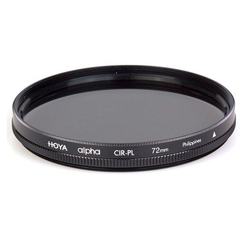 Hoya 49mm alpha Circular Polarizer Filter
