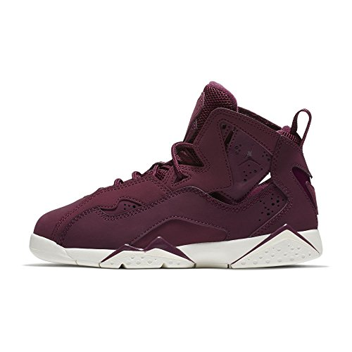 Jordan True Flight BP Little Kids Shoes Bordeaux/Bordeaux/Sail 343796-625 (1 M US)