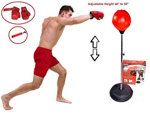 Athletic Bar Punching Bag