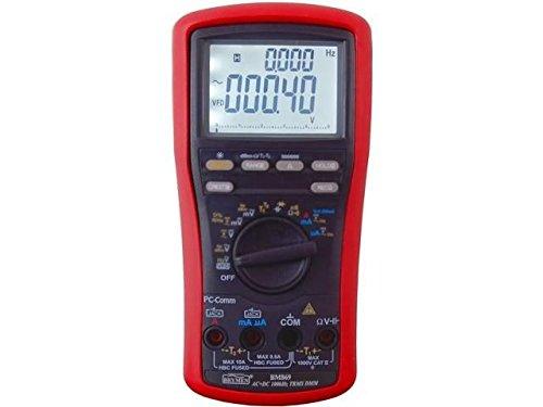BM869 Digital multimeter 2x LCD Bargraph41segm.60x//s 5x//s BM869S BRYMEN