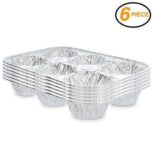 Disposable Cupcake Trays Dobi 20 Pack Muffin Pans