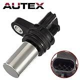 AUTEX 1pc Camshaft/Crankshaft Position Sensor