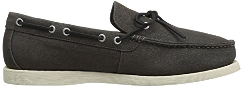 with mastercard cheap price buy cheap for sale Eastland Men's Yarmouth Canvas Slip-On Loafer Black Canvas pKbLp0XqM
